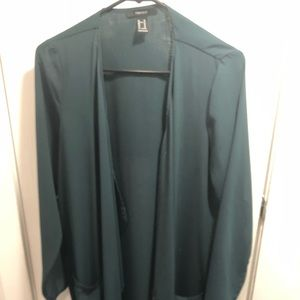 Forest Green Duster
